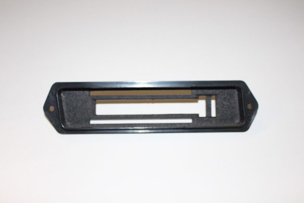 Dash Heater Bezel