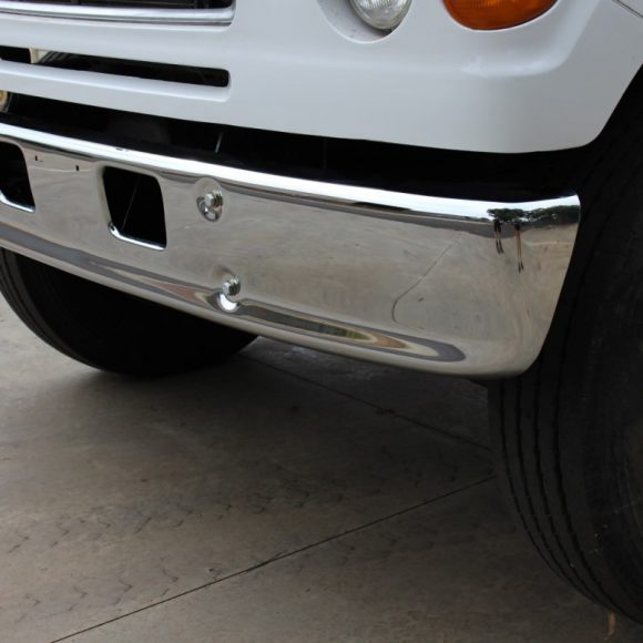 Bumper Chrome 7500 (2)