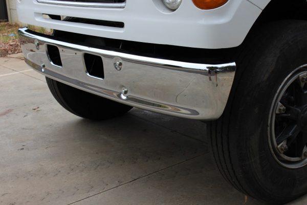 Bumper Chrome 7500 (2)