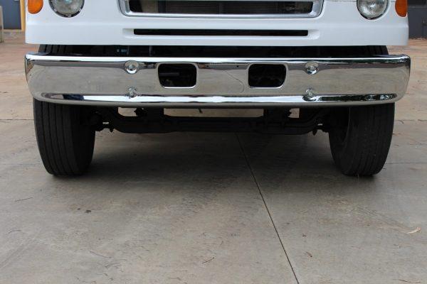 Bumper Chrome 7500