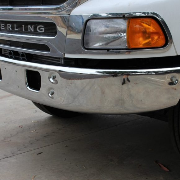 Bumper chrome 9500 (2)