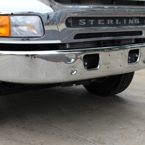 Bumper chrome 9500