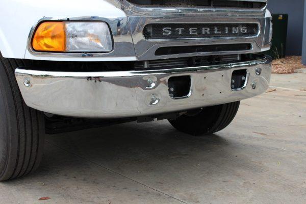 Bumper chrome 9500